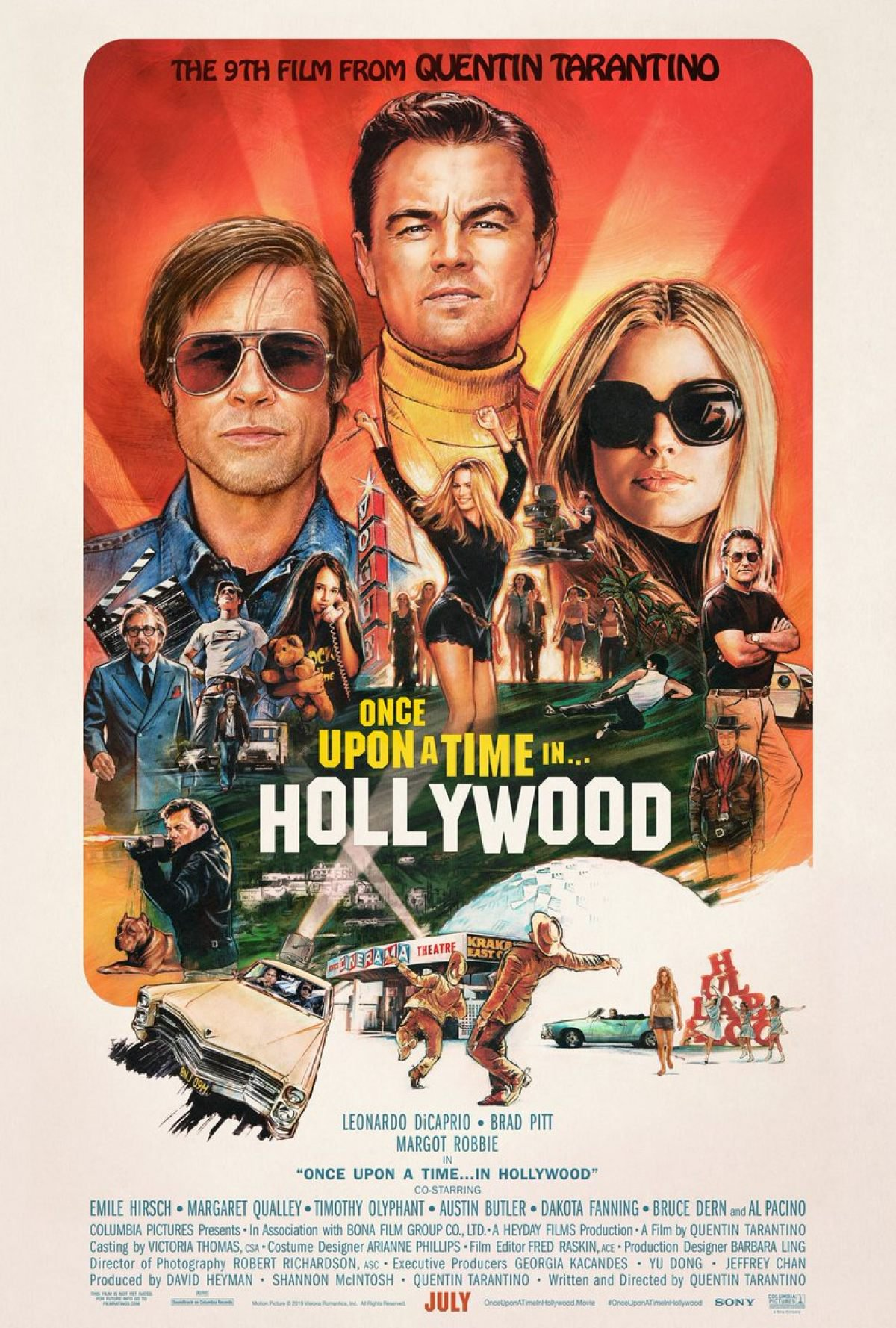 Once-Upon-A-Time-In-Hollywood-Poster-New